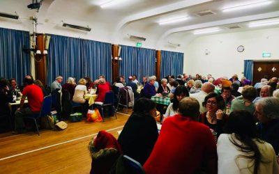 Another fun evening was had by all at our quiz night