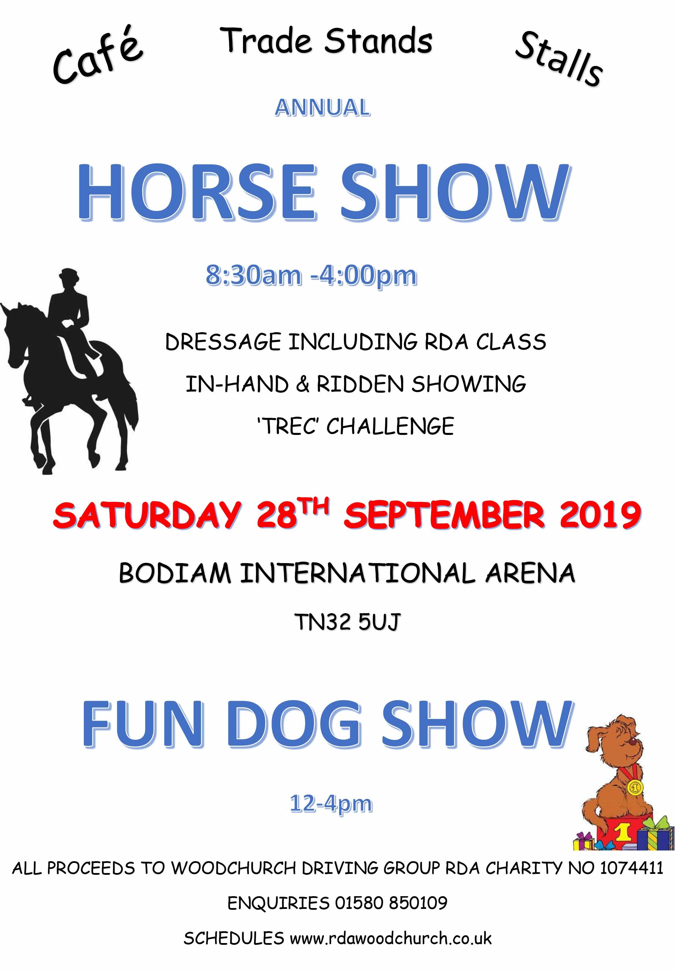 Horse Show Bodiam